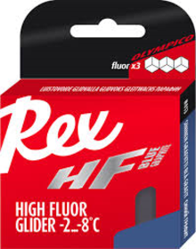 REX HF blue graphite 40g